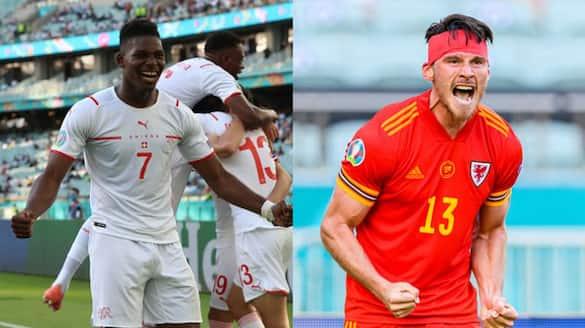 Wales vs Switzerland match finish with 1-1 goal draw in Euro 2020 spb
