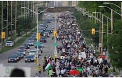 <p>Canada March</p>