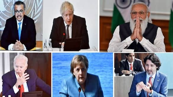 G7 outreach summit PM Modi pitches for one earth, one health-VPN