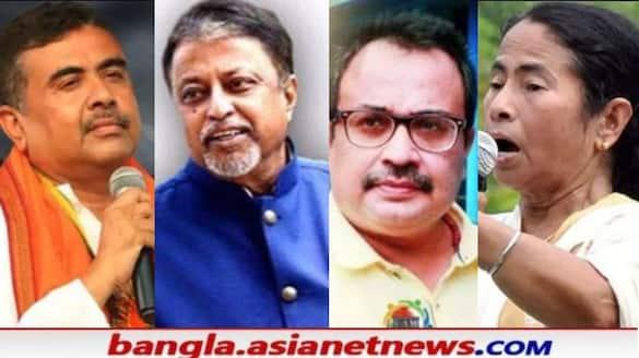Kunal Ghosh attacks to Suvendu Adhikari on Mukul Roy issue RTB