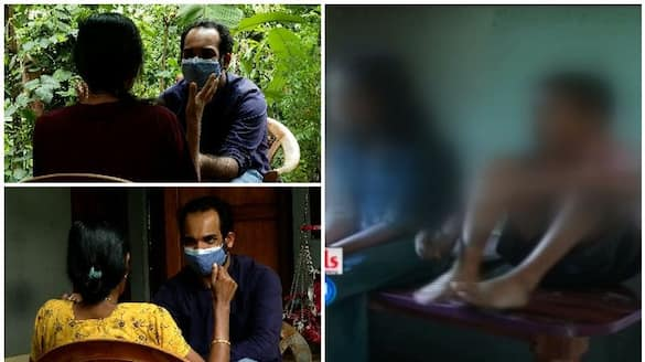 akshara and ananthu children of aids patient shaji from kannur face discrimination even after 18 years