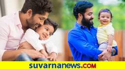 Allu Arjun son or Junior NTR son to act with Samantha vcs