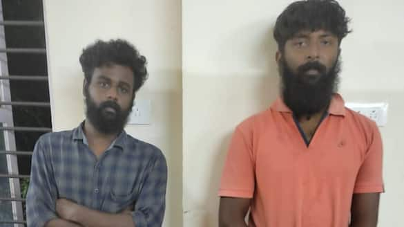 youths arrested with drugs in alappuzha