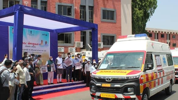 Tata Motors bags order of 115 ambulances from the Government of Gujarat ckm