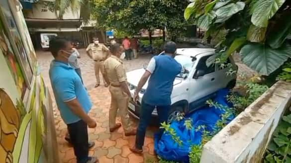 kottayam  guest worker was hit by a car and the accused who did not stop was caught