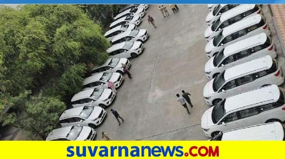 Telangana govt provides luxury SUVs to IAS officers comes under opposition fire pod
