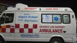<p>foundation Donates Two ambulance</p>