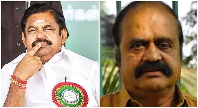 Ramadoss will change the track ..! PMK in the new strategy... edappadi palanisamy tension