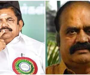 Edappadi Palanichamy will go to jail soon ... Pukazhenthi curse who removed from AIADMK ..!
