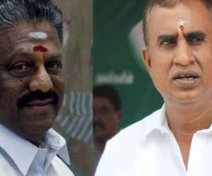 Deputy Leader of the Opposition ..! SP velumani collided with OPS