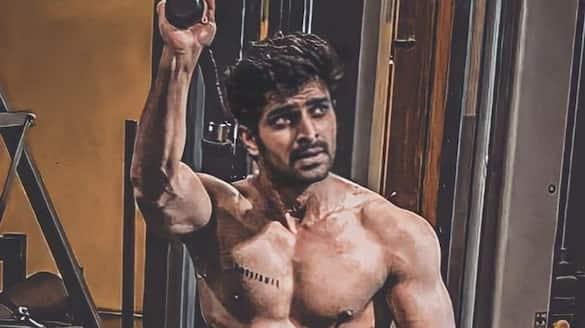 hero naga shaurya amazing transformation latest photo goes viral ksr