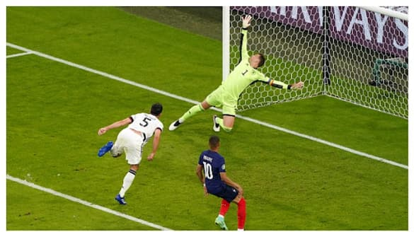Mats Hummels own goal, France defeat Germany by 1-0 goal in Euro 2020 spb