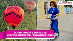 Taapsee Pannu in Russia: See the beautiful country with Pannu sister's lenses - syt