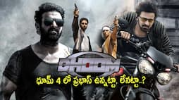 Prabhas Dhoom 4 buzz, Bahubabli Star dropped from the role