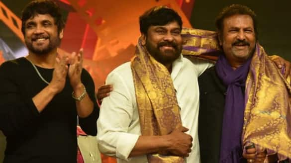 nagarjuna and mohan babu uses chiranjeevi craze for their movie promotions ksr