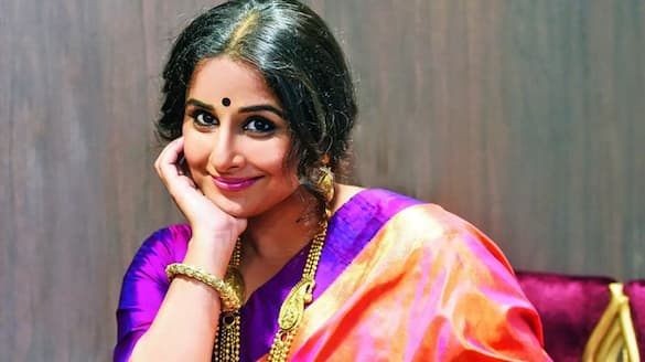 vidya balan revealed her first remunaration arj