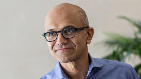 CEO Satya Nadella appointed as new Microsoft Chairman snr