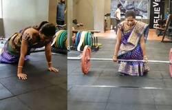 <p>saree push up</p>