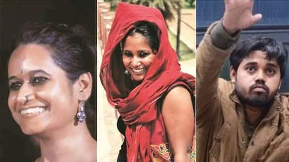 CAA Delhi riots High court grants bail to student activists pod