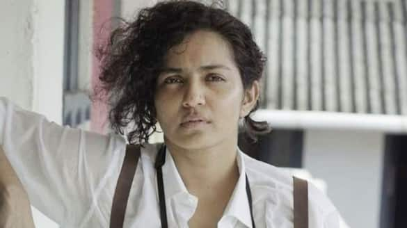 parvathy  against cyber attack on her