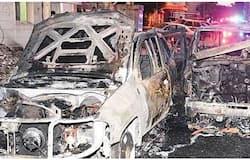 <p>kuwait fire</p>