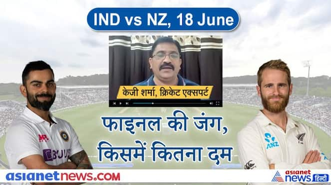 Expert Preview on IND vs NZ WTC Final KPV