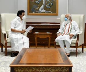 PM Modi and CM MK Stalin meeting important things
