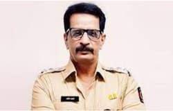 <p>Pradeep Sharma arrest</p>