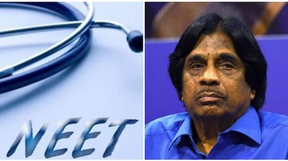 You mentioned the feet of the NEET exam .. why not point out the pros ..? Balakurusamy asks ..!