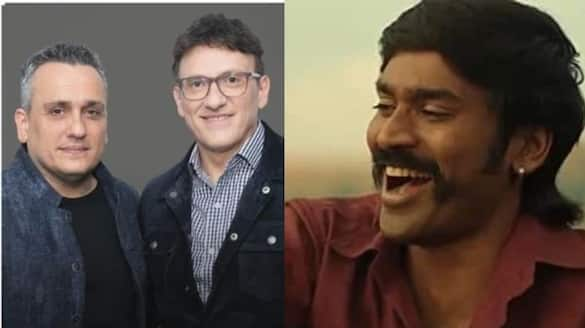 Russo Brothers wish Dhanush ahead of Jagame Thandhiram release