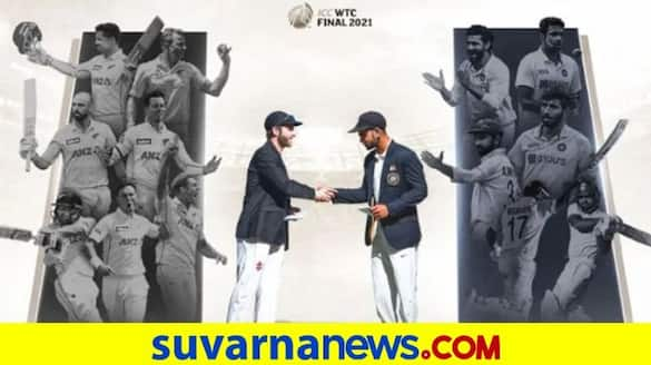 Count down for India vs New Zealand  World Test Championship Final in Southampton kvn