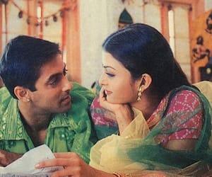 Film Hum Dil De Chuke Sanam completed 22 year of release while shooting Salman Khan Aishwarya Rai friendship love and hate story start KPJ