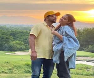 Suresh raina shares romantic picture with wife priyanka on her birthday, see here dva