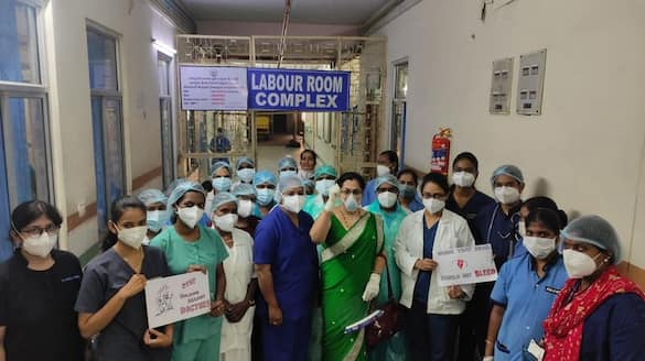 IMA observes nationwide protest seeking central law to protect doctors against violence-dnm