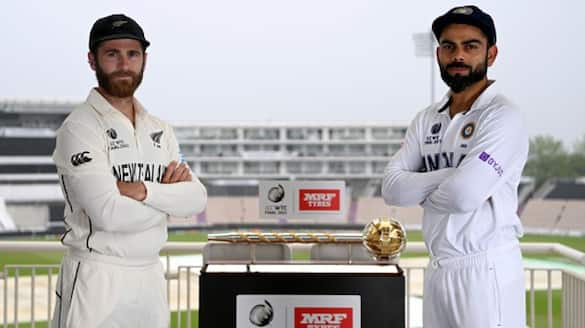 wtc finaal 2021, New Zealand captain Kane Williamson won the toss and decided to field first spb