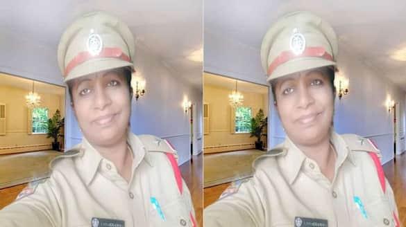 ASI Bhagyalakshmi killed in a road accident, peddapalli - bsb