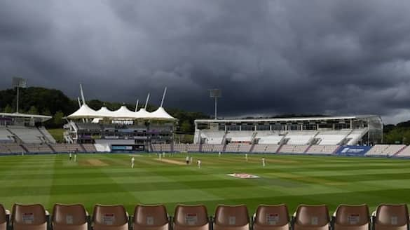 WTC Final: Rain stops in Southampton, Toss may delay, 2nd session also doubtful