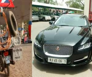 inspiring story of rahul taneja jaipur who worked in a hotel for 150 rs now owns 1.5 crore luxury car know about him