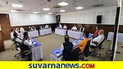 Karnataka BJP core committee meeting to BS Yediyurappa News Hour Video ckm
