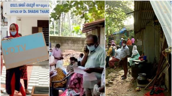 asianet news impact many to help homeless families at kovalam