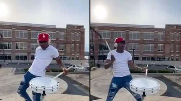 musician Timothy Fletcher viral video