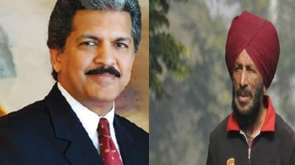 Anand Mahindra Notes What Flying Sikh Was For His Generation pwa
