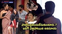 Anasuya leaves jabrdasth stage in anger when asked about her dressing style