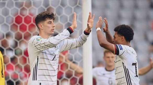 Portuguese lost to Germany in Euro 2020