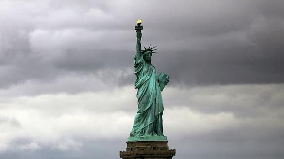 A second 'Statue of Liberty' is on its way to United States from France-VPN