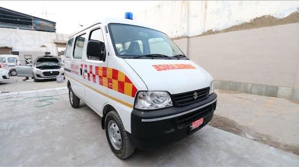 Maruti Suzuki Eeco Ambulance receives massive price cut