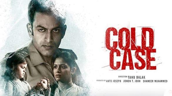 Prithviraj Sukumaran's Cold Case will definitely send chills down your spine; watch trailer RCB