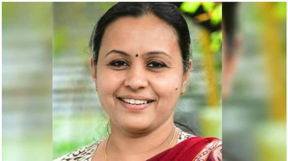 veena george attempts to include ex collegue in personal staff cpim denies permission