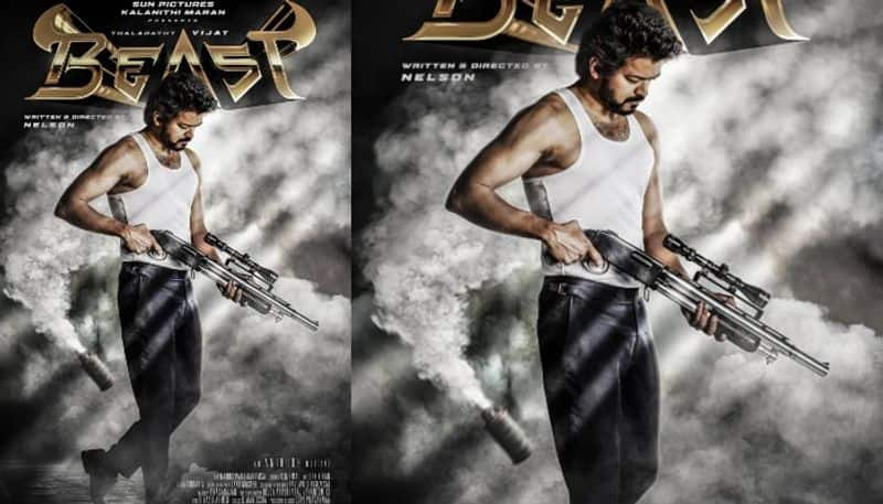 Thalapathy beast movie tittle may be changed soon