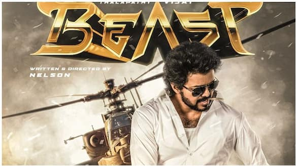 malayalam actor join in beast movie